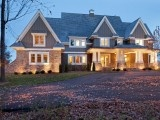 Arts and Craftsman home.