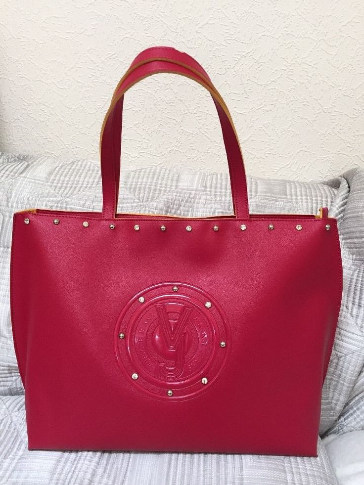 VERSACE JEANS Ladies Bag + Pouch+ Dust bag BNWOT RRP£120