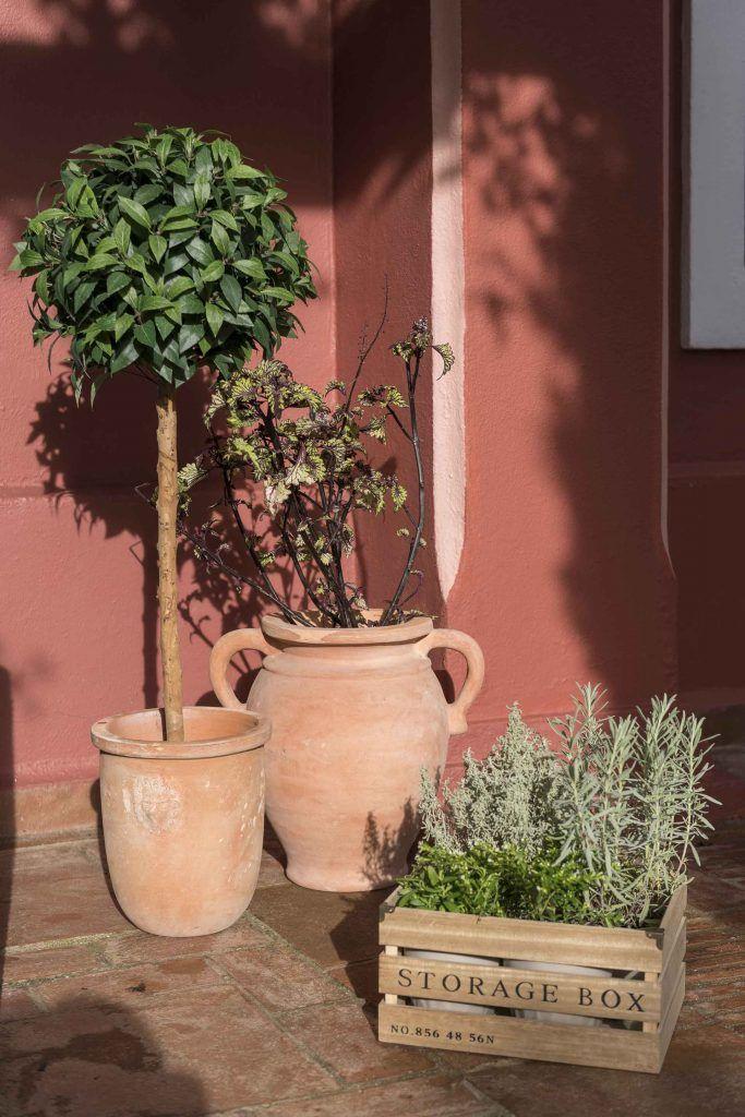 Home Staging Piece Par Piece La Decoration Pour Mieux Vendre Deco Exterieure Jardins Pots De Couleur