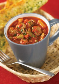 Italian Meatball Stew Recipe From 250 Meals In A Mug