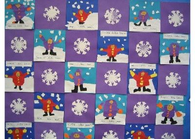 Cool winter quilt: Winter Snow, Quilts Snow, Classroom Quilts, January Ideas, Winter Quilts And, Quilts Ideas, January Quilts, Snow Quilts, Winter Ideas