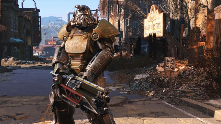 Fallout 4 review - CNET