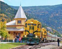Conway Scenic Railroad – Trains: Notch Train Fares