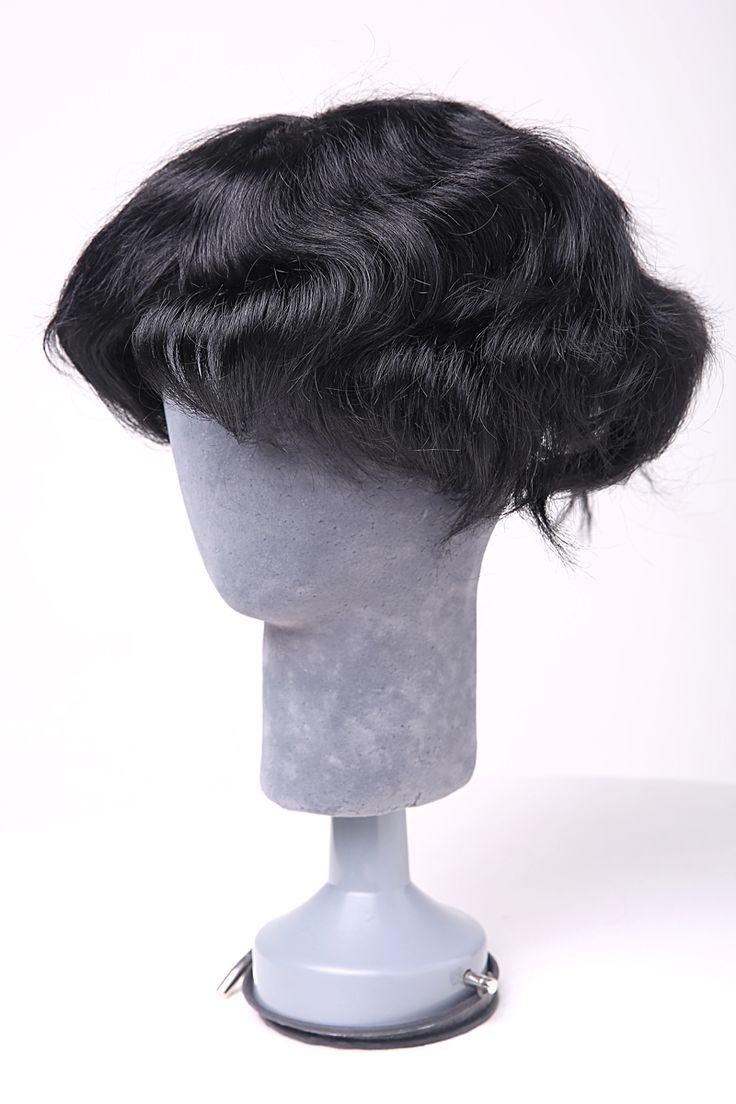 custom men's toupee