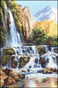 Waterfall - Wool