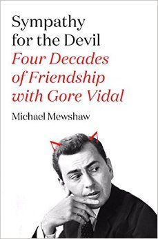 Novo livro biográfico sobre o brilhante e mordaz autor Gore Vidal, pelo seu amigo de quarenta anos, Michael Mewshaw.