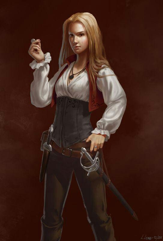 Bella Cavalcanti, comerciante e líder da guilda dos marceneiros. Ela é conhecida por sua personalidade antivana: extrovertida, sedutora e observadora. Também é sabido que qualquer negócio que ela esteja liderando, com certeza irá produzir lucros.