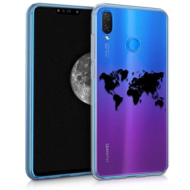Handyhulle Hulle Fur Huawei P Smart 2018 Nova 3i Tpu Silikon Handy Schutzhulle Cover Case In 2020 Handy Schutzhulle Schutzhulle Und Cover