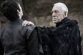 Image result for 3 eyed raven game of thrones