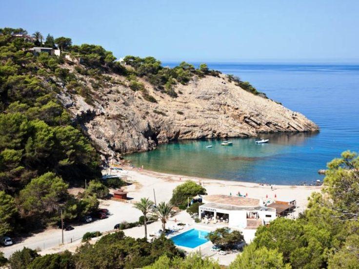 Ibiza - die romantische Bucht Cala Moli