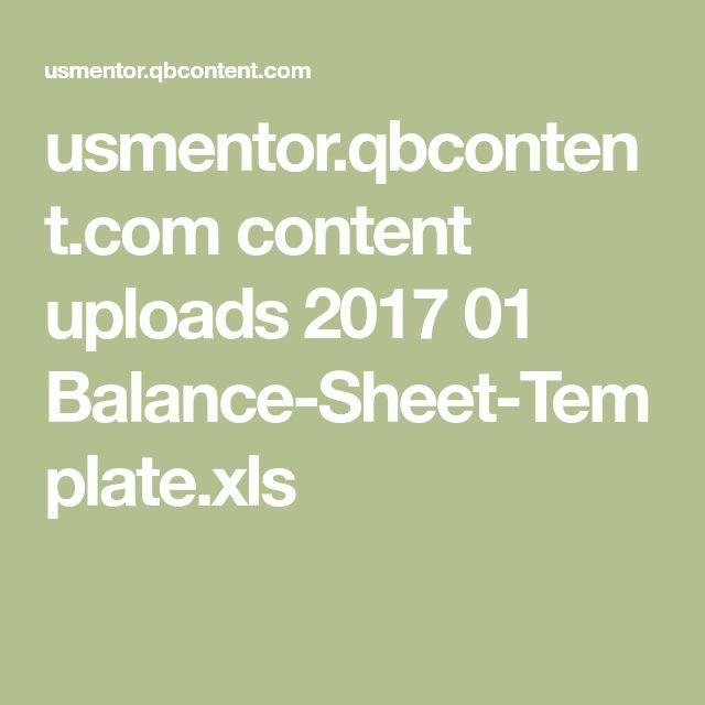 25+ enestående idéer inden for Balance sheet template på Pinterest - balance sheet template word