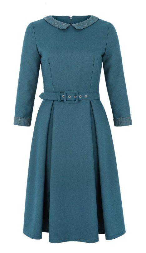 die besten 25 50er jahre mode ideen auf pinterest 1950er jahre mode kleider vintage mode. Black Bedroom Furniture Sets. Home Design Ideas