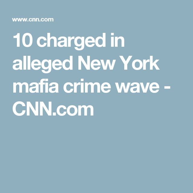 03/28/17 | [Trump/Russia - some tied to both Trump and Felix Sater, though not outlined by CNN - you'll have to run some google searches on names] 10 charged in alleged New York mafia crime wave - CNN.com