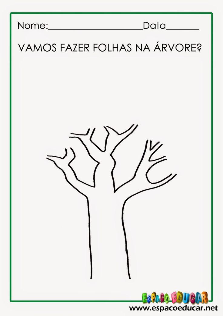 ESPAÇO EDUCAR: Dia da árvore