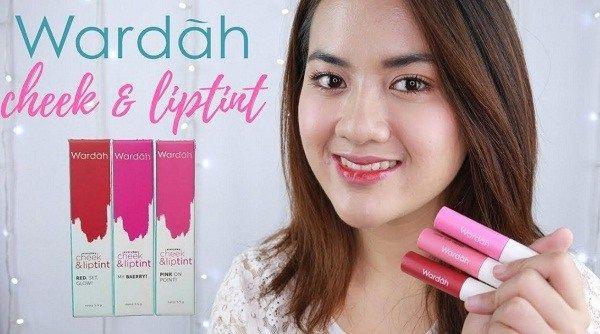 Review Terbaru Wardah Everyday Cheek And Lip Tint Keunggulannya Di 2020 Produk Untuk Bibir Pewarna Bibir Jenis Kulit
