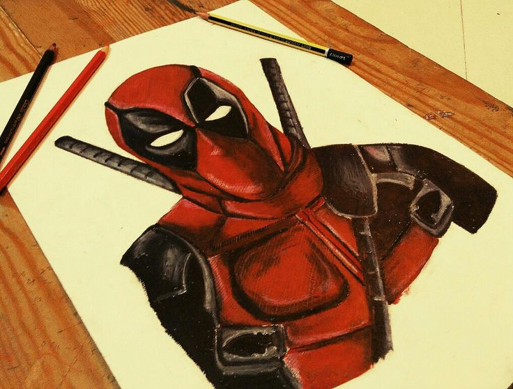 Deadpool Yo 😈😊