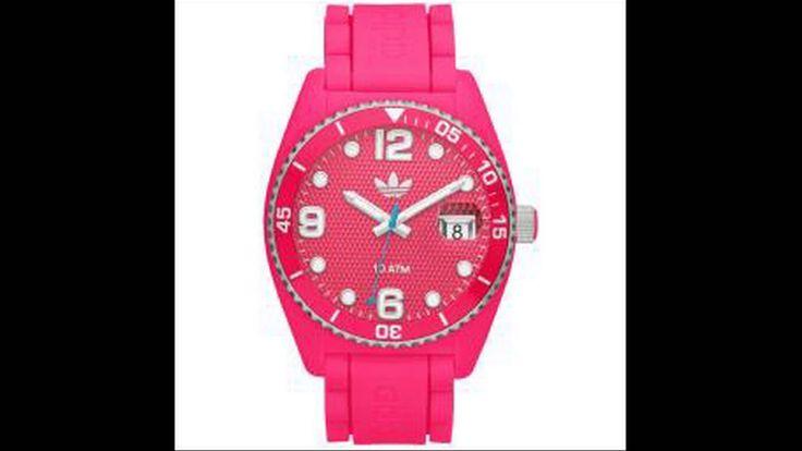 Color para esta primavera en la nueva colección Brisbane de relojes Adidas c3aced96544