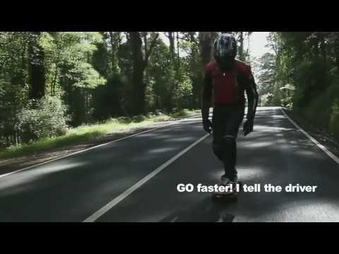 Brakeboard Medium Speed Downhill