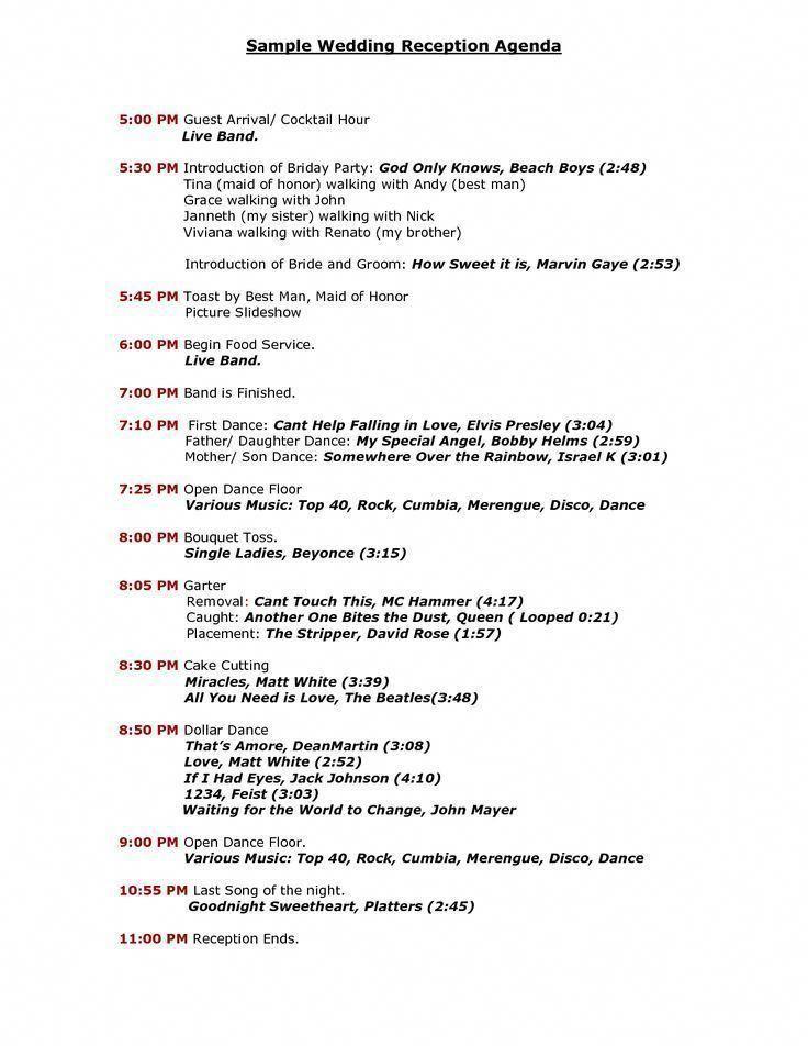 One Year Until Wedding Quotes 12 Month Wedding Checklist Wedding Planning In 2020 Wedding Reception Program Wedding Reception Schedule Wedding Reception Timeline