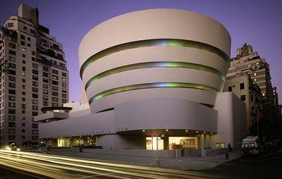 Solomon R. Guggenheim Museum, Frank Lloyd Wright