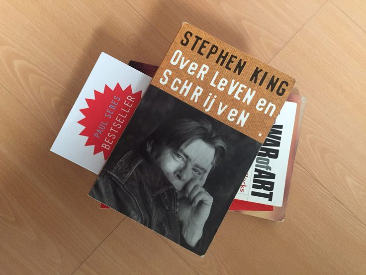 Dit zijn in mijn ogen de beste 21 boeken over schrijven: van Stephen King tot Roald Dahl en Renate Dorrestein. Sommige zijn gratis beschikbaar.