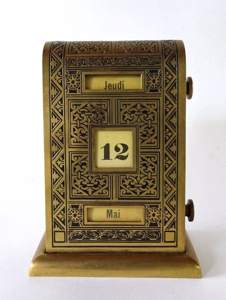 Perpetual Calendar Art Deco : Best the gentleman s study images on pinterest rare