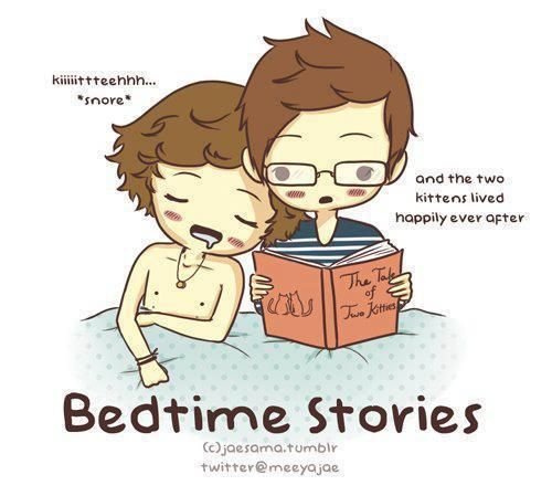 one direction cartoon comics | one direction cartoon | Tumblr | We Heart It