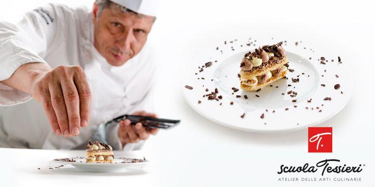 """Il prossimo 13 ottobre inizia il corso amatoriale """"Sweet finger food""""!  Scopri come creare piccole esplosioni di sapore! http://www.scuolatessieri.it/course/sweet-finger-food-piccole-esplosioni-di-sapore/ #corsodicucina #sweet #pasticceria #cakes"""