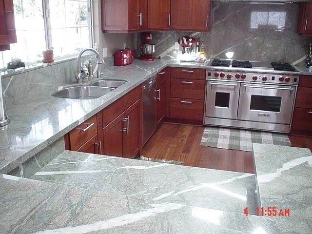 Costa Esmeralda Granite Countertop Countertops 3846 Ventura House In 2019