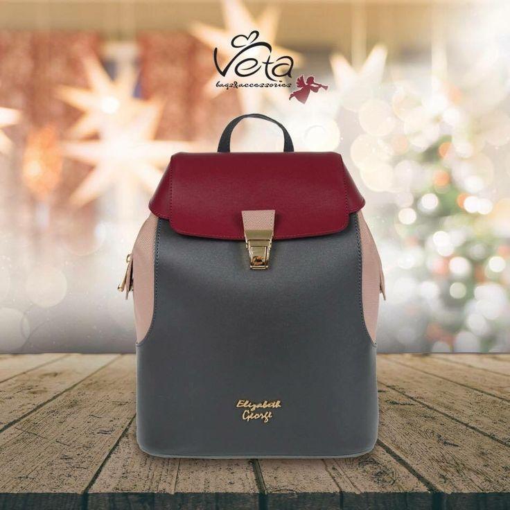 Color mixing in one backpack !#shoebizz #veta #elizabethgeorge #Fw18 #bags #backpack #shoebizzworld #shoebizzsignature #shoebizzladies #shoebizzlovers •Θα τα βρείτε στο κατάστημα μας, ,Αθ.Διακου 2 , Λαμια •Για παραγγελίες: ☎️☎️Τηλ.Επικ:22310-24421 •Ή με inbox •online > www.shoebizz.gr