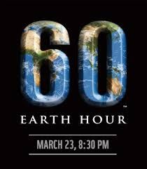 Spencer's Resto Lounge participates in Earth Hour every year!
