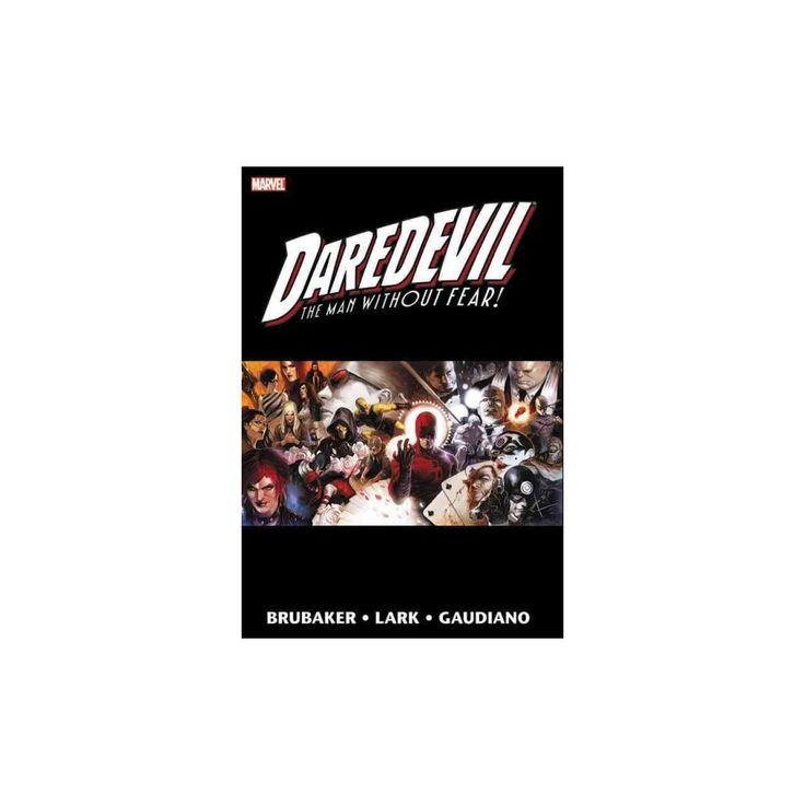 Daredevil by Ed Brubaker & Michael Lark Omnibus 2 (Hardcover) (Ed Brubaker & Greg Rucka & Ande Parks)