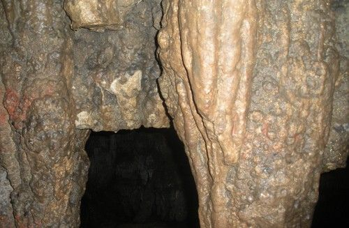 Kutumsar Cave, #Chhattisgarh Fills You with Wonder - You have to pay an entry fee to get inside the cave and also pay for the lamps and the guide, because inside the cave it is very dark and you cannot see anything without a lamp. It is also impossible to explore the #cave without a guide. #travel #destination #wanderlust #attraction