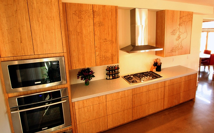 183 best plywood images on pinterest plywood home and grains - Advantages bamboo cabinetry ...
