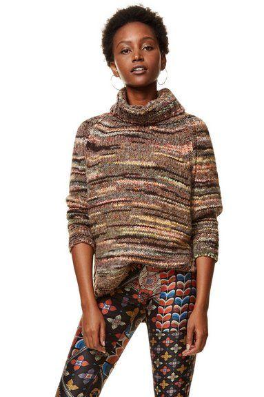 Pullover Gypsy | women's fashion | women's trends | fashion trends | fall fashion