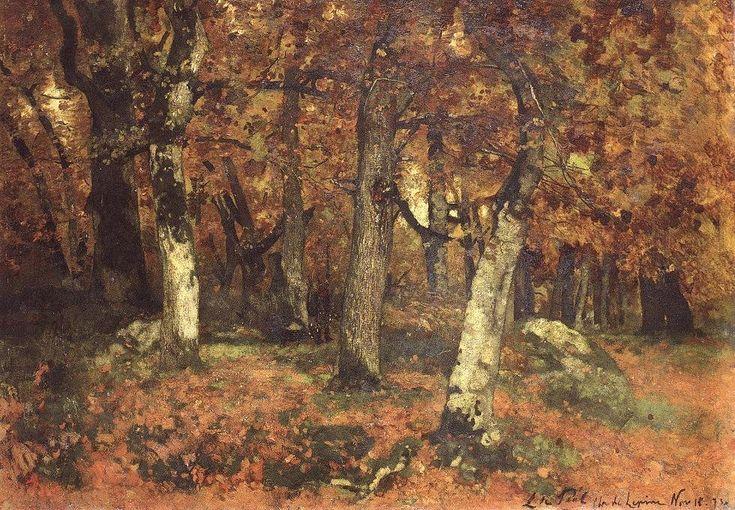 László Paal (1846-1879