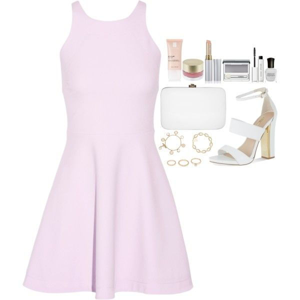 A fashion look from July 2015 featuring Elizabeth and James dresses, Carvela sandals and Rocio clutches. Browse and shop related looks.