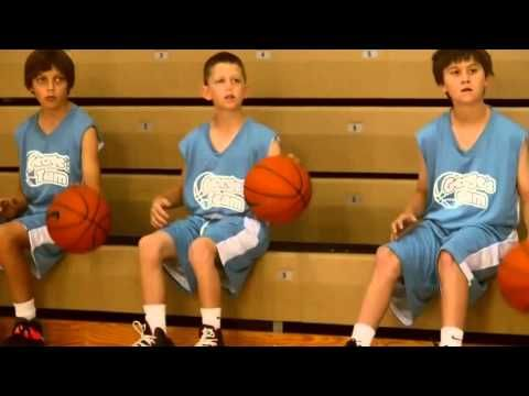 Dribbling Drills for Youth Basketball | Bleacher Dribbling by George Karl - YouTube