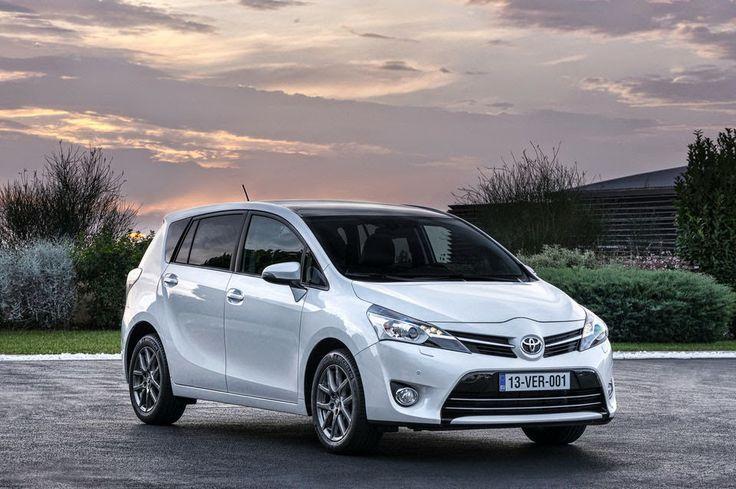 Motor Proyect: Toma de contacto – Toyota Verso 115D