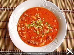 Schnelle Tomatensuppe (Rezept mit Bild) von Tantchen | Chefkoch.de