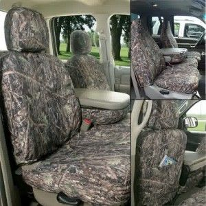 camo seat covers for trucks