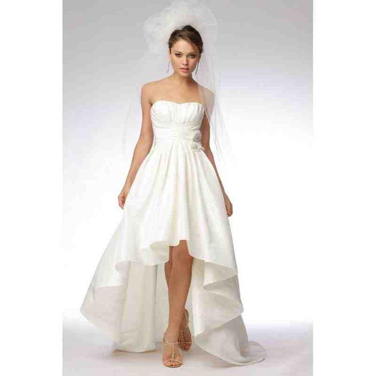 Beautiful Short Wedding Dress Patterns