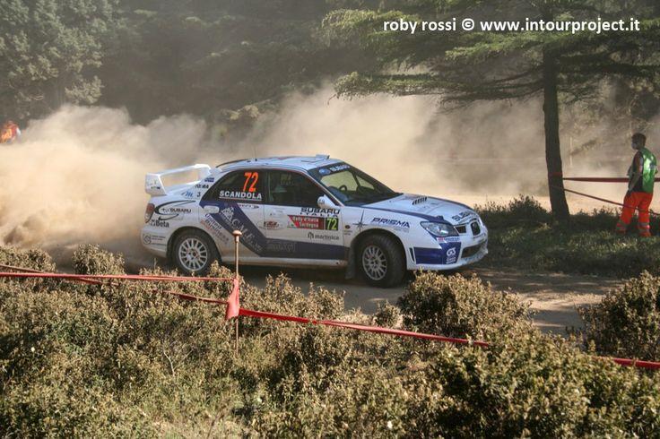Scandola - WRC Rally Costa Smeralda 2007 - foto di Roby Rossi http://www.intourproject.it/it/in_photo/il_significato_delle_immmagini_nella_comunicazione_cat_11.htm