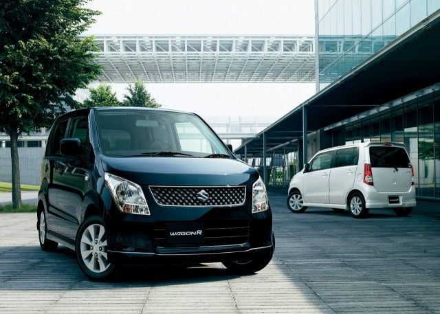 Suzuki Wagon R, Japan's highest selling vehicle