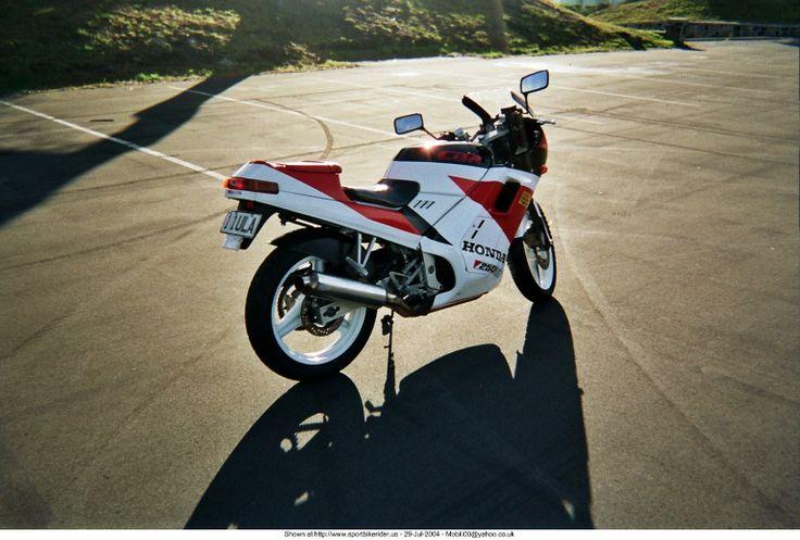 1987 Honda CBR 250 R