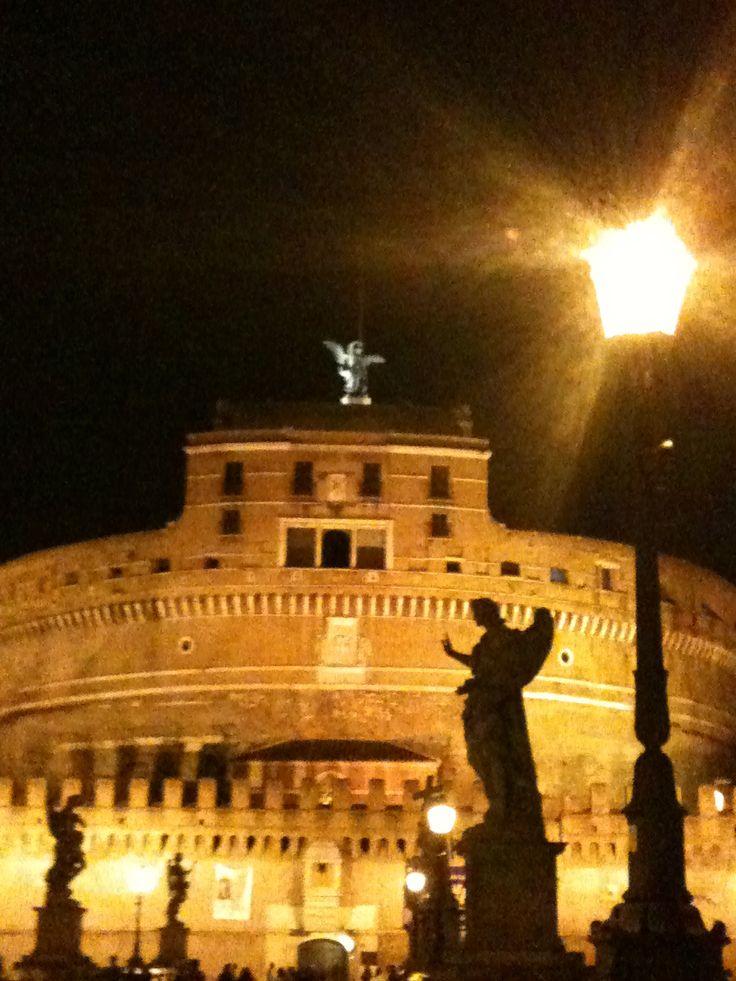 Castel Sant'Angelo - Rome (Italy)