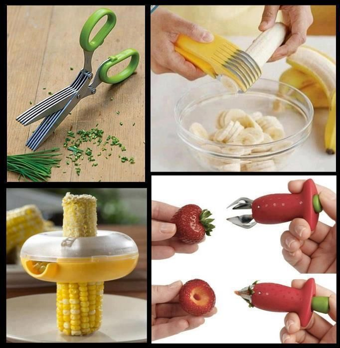 I Want To Find Out The Names Of These Kitchen Food Gadgets And Where Get Them From