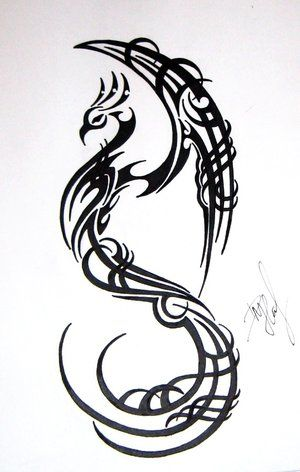 Google Image Result for http://www.jigneshbapna.com/wp-content/uploads/2011/09/tribal-phoenix-tatto-designs.jpg