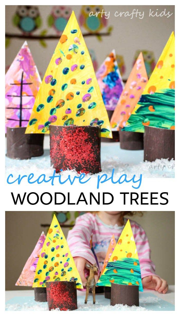 127 Best Tree Crafts And Arbor Day Projects For Kids