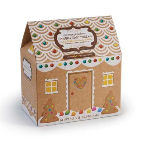 Creative gingerbread house kits
